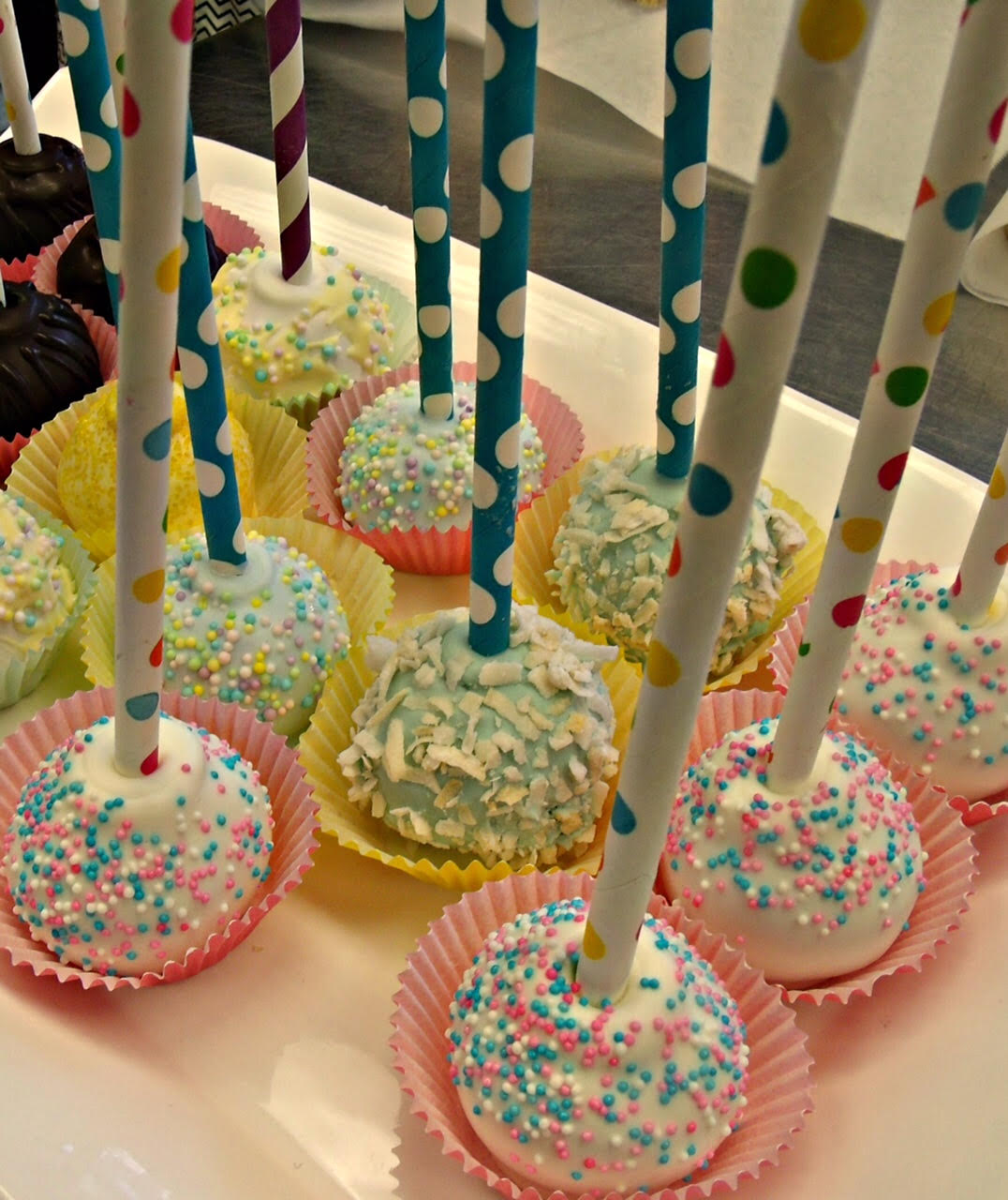Perfect Cake Pops: 3 Quick Tips