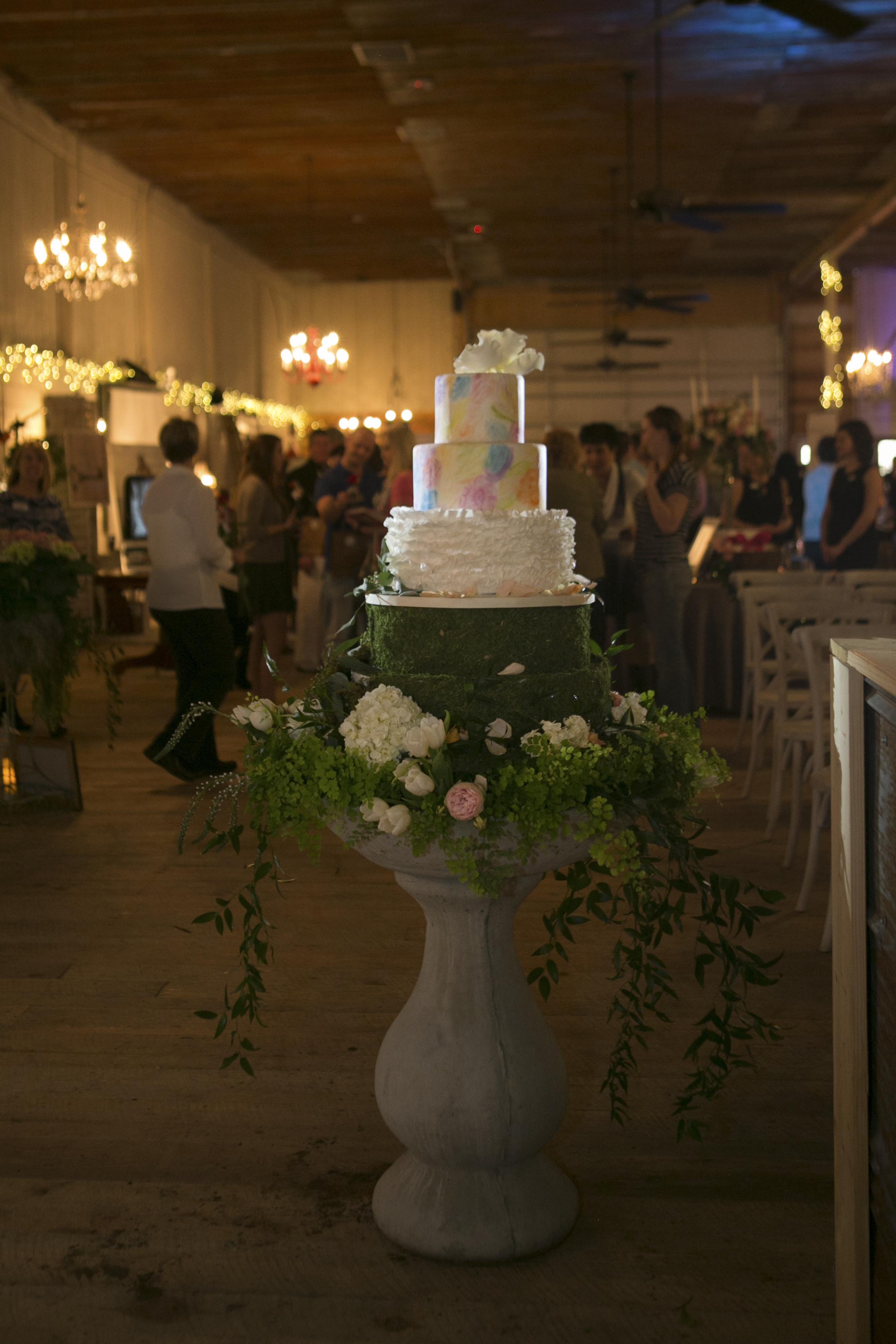 Luxury Wedding Cakes, Tallahassee Florida